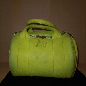 Alexander Wang Acid Rockie Bag Purse